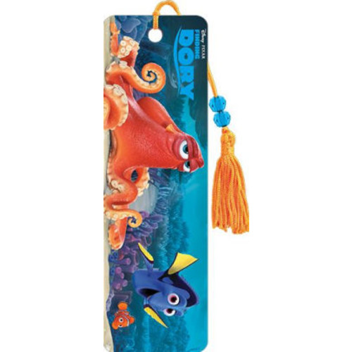 Premier Bookmark - Finding Dory