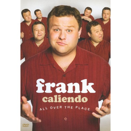 Frank Caliendo: All Over the Place [DVD] [2008]