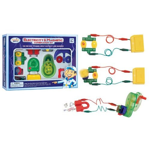 ELECTRICITY AND MAGNETIC COMBINATION KIT