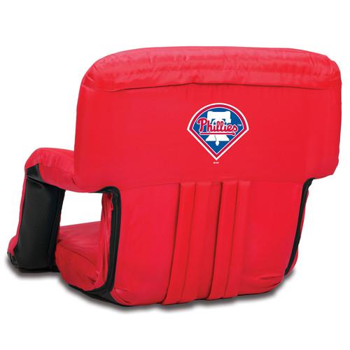 Picnic Time Ventura Seat - Red - MLB