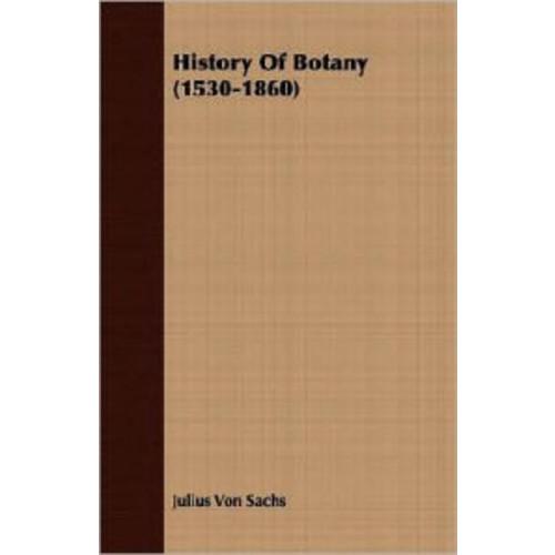 History of Botany