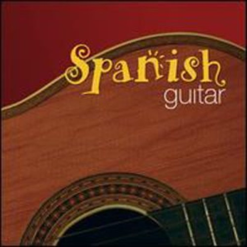 Spanish Guitar [Fast Forward] By Various Artists (Audio CD)