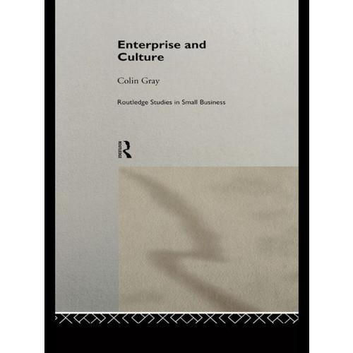 Enterprise and Culture