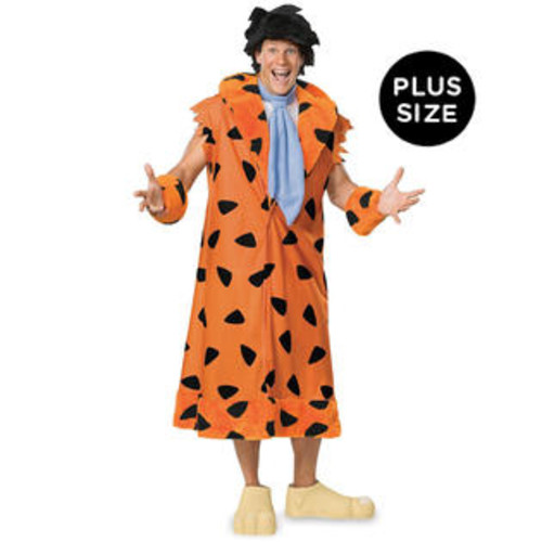 Rubie's Costume Co Flintstones Fred Flintstone Adult Plus Costume
