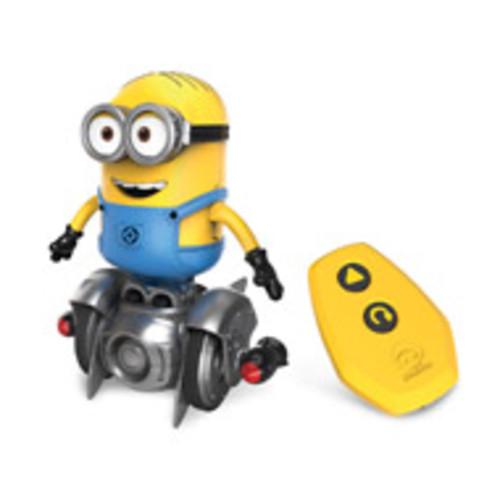 Mini Minion MiP Turbo Dave - Miniature Remote-Controlled Robot