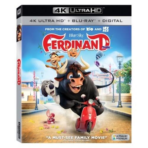 Ferdinand (4K-UHD + Blu-ray + Digital)