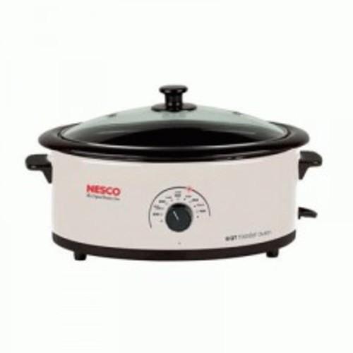 Nesco 6qt Ivory Roaster Oven