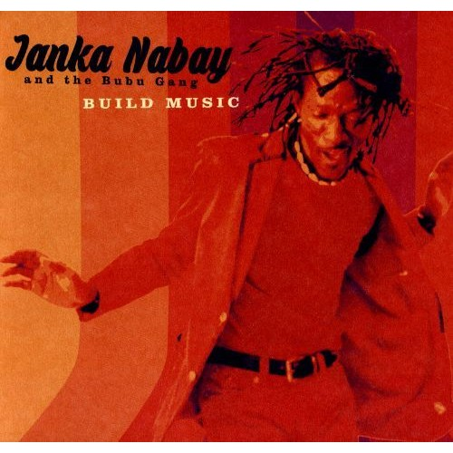 Build Music [CD]