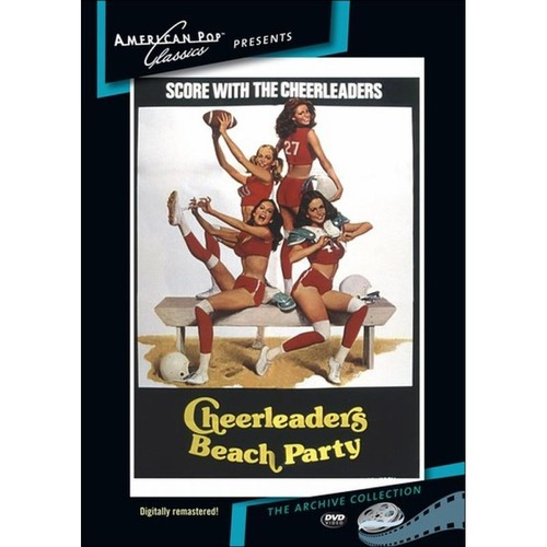 Cheerleaders' Beach Party [DVD] [1977]