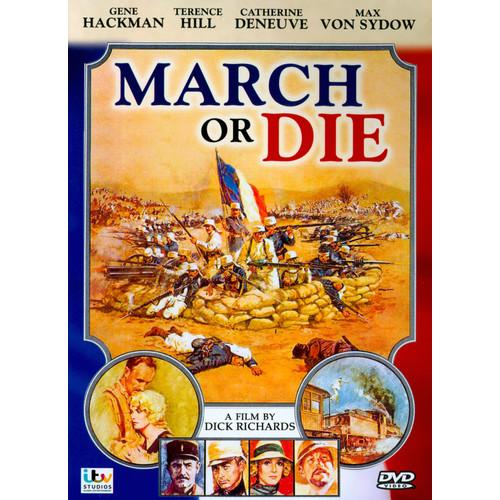 March or Die [DVD] [1977]