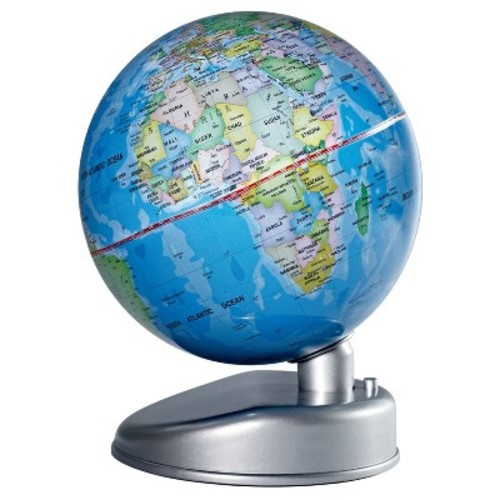 Waypoint Geographic Earth by Day & Night Illuminated Desktop Globe
