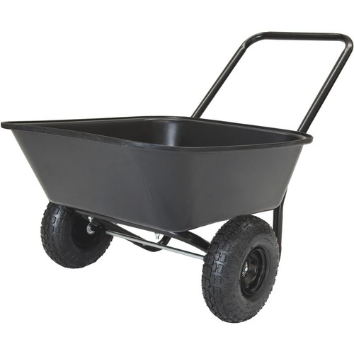 Marathon Little Rover Poly Wheelbarrow - 70019