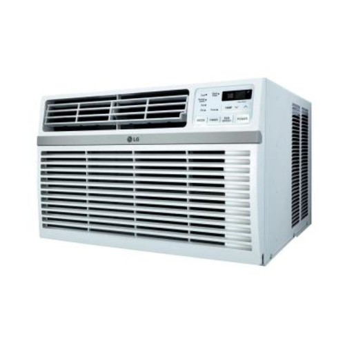LG Electronics 12,000 BTU 115-Volt Window Air Conditioner with Remote and ENERGY STAR