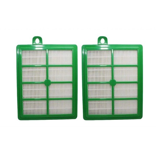 2 Eureka HF1 H12 and Electrolux S H13 HEPA Filter Part # EL020 and 60286