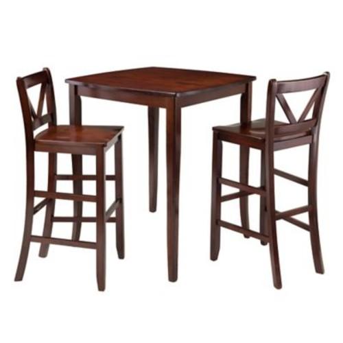Winsome Inglewood 3 Piece Pub Table Set
