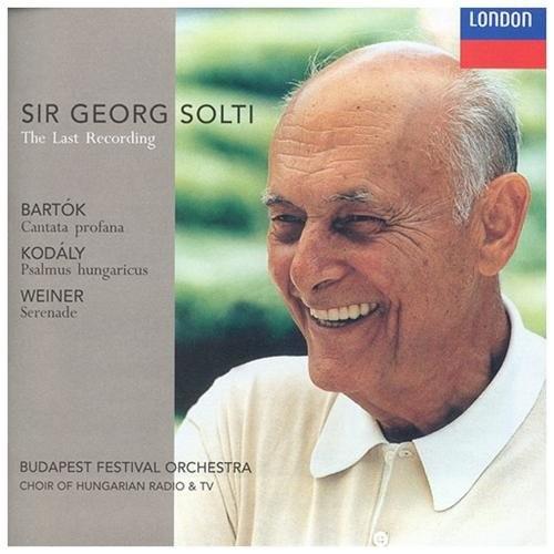 Last Recording-Bartok/Kodaly/W CD