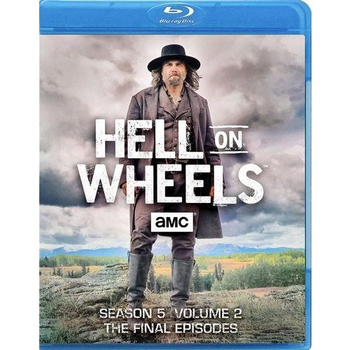 Hell on Wheels: Season 5, Vol. 2 - The Final Episodes [Blu-ray]