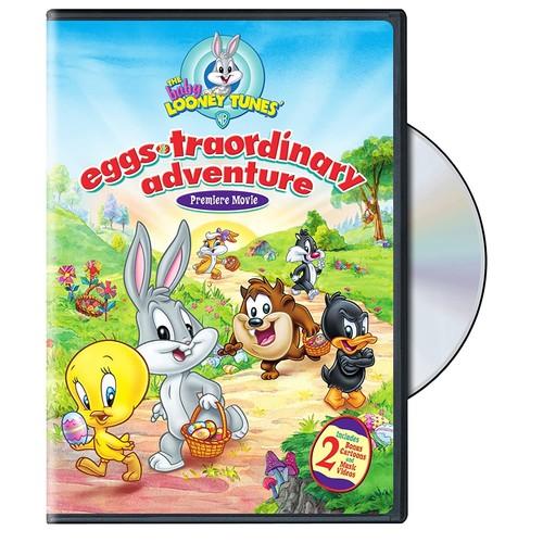 Baby Looney Tunes': Eggs-traordinary Adventure