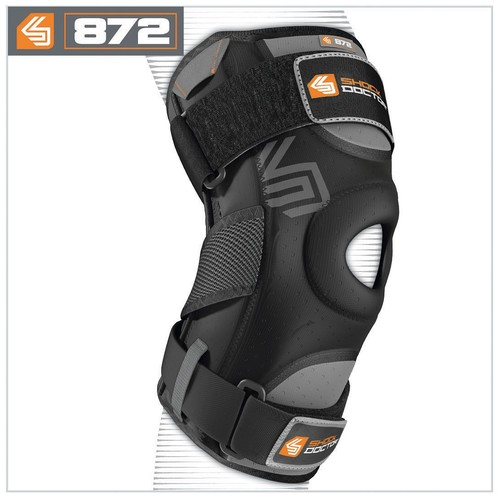 Shock Doctor Knee Support w/ Dual Hinges