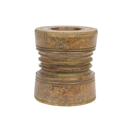 Antique Turned Grinder Stool
