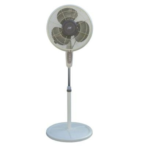 SPT 900 CFM 3-Speed 16 in. Outdoor Misting Fan for 100 sq. ft.