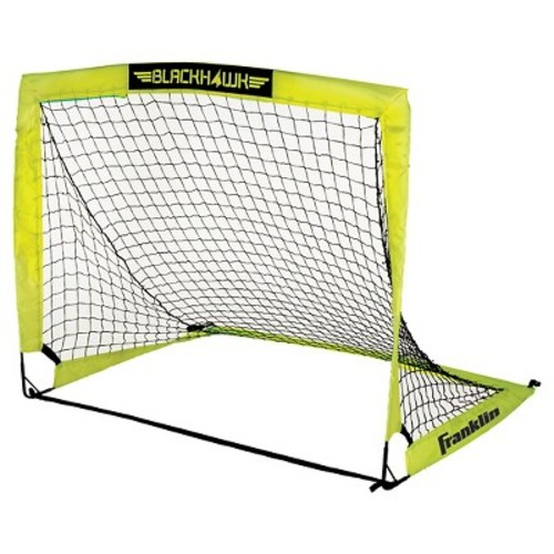 Franklin Blackhawk 4'x3' Pop-Up Soccer Goal