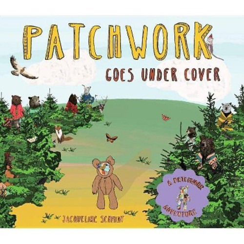 Patchwork Goes Under Cover