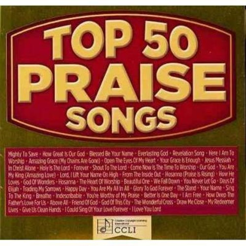 Top 50 Praise Songs [CD]