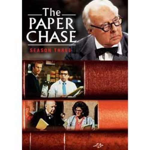 The Paper Chase: Season Three [DVD]