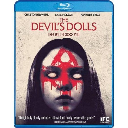 Devil's Dolls (Blu-ray)