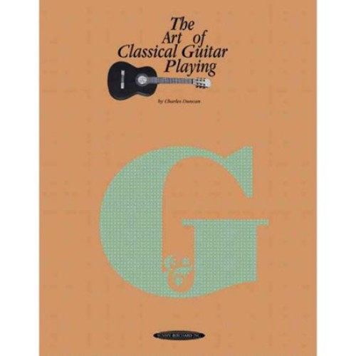 Art of Classical Guitar Playing (Paperback)