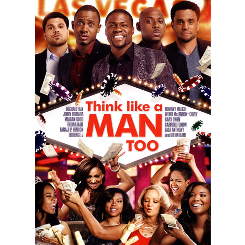 Think Like a Man Too [Includes Digital Copy] [UltraViolet] [DVD] [2014]
