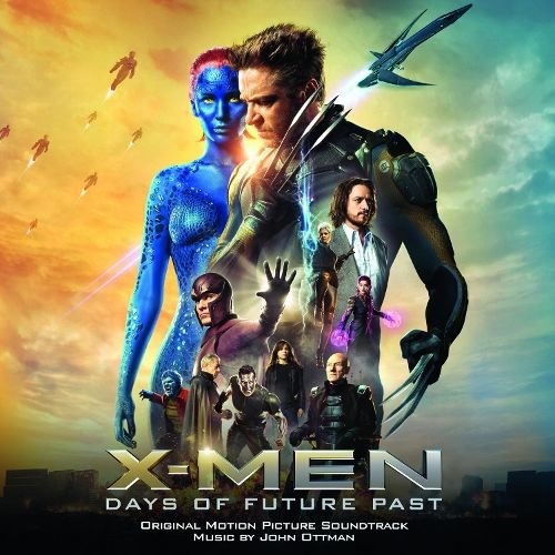 X-Men: Days of Future Past [Original Motion Picture Soundtrack] [CD]