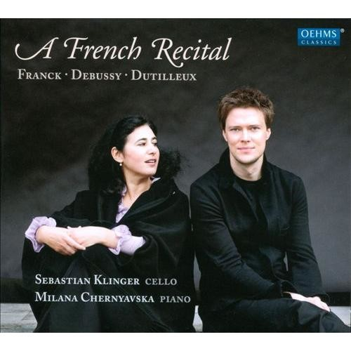 French Recital CD (2012)