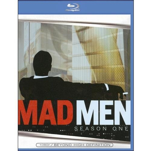 Lionsgate Home Entertainment Mad Men: Season 1 (Blu-ray)