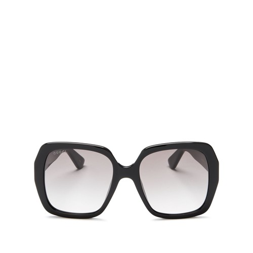 GUCCI Oversized Square Sunglasses, 54Mm