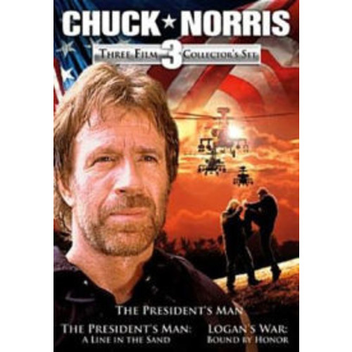Chuck Norris: Three Film Collector's Set