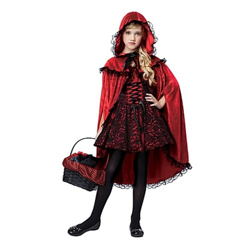 Red Riding Hood Large Child's Halloween Costume