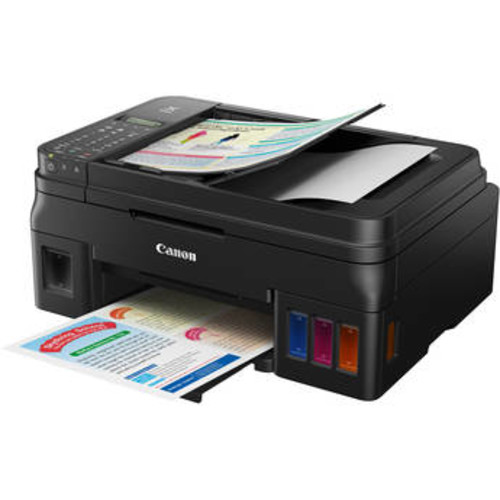 PIXMA G4200 Wireless MegaTank All-in-One Inkjet Printer