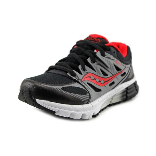 Saucony Zealot W Round Toe Synthetic Running Shoe