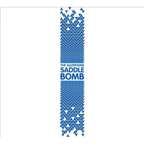 Saddle Bomb [CD]
