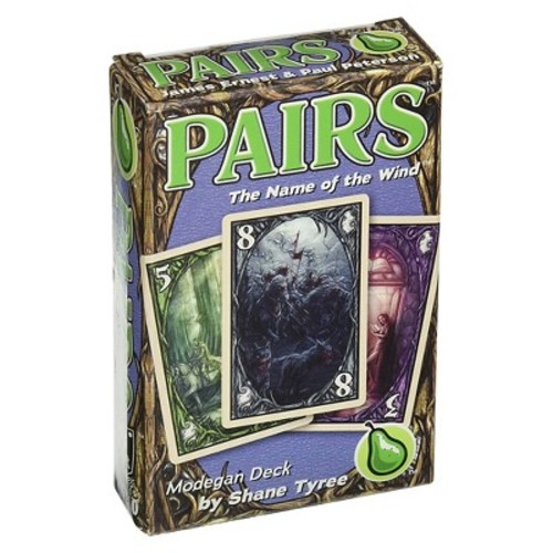 Pairs Name of the Wind Modegan Deck Card Game