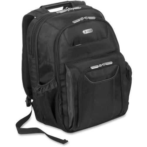 Targus Zip-Thru Air Traveler Backpack for 15.8 Inch Laptops TBB012US (Black)