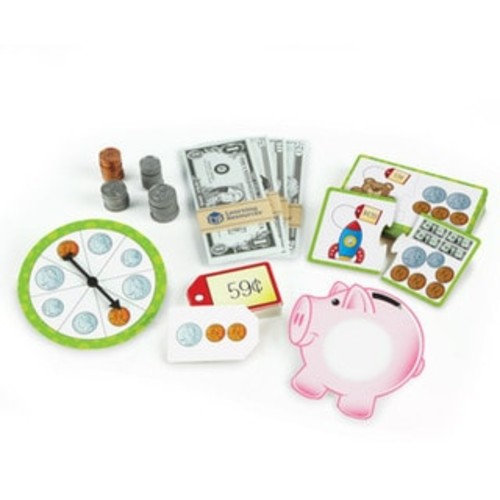 Learning Resources Learning & Educational Toys Learning Resources Money Activity Set