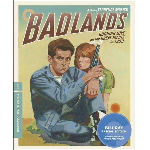 Badlands (Blu-ray) (Criterion Collection)