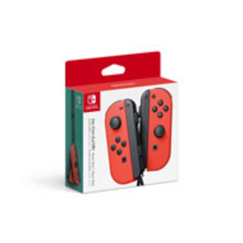 Nintendo Switch Joy-Con (L-R) - Neon Red