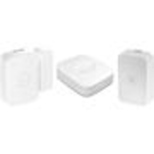 Samsung SmartThings Vacation Home Package Get notifications on your smartphone when unexpected entry or water is detected in your home