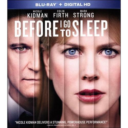 Before I Go to Sleep [Blu-ray] [2014]