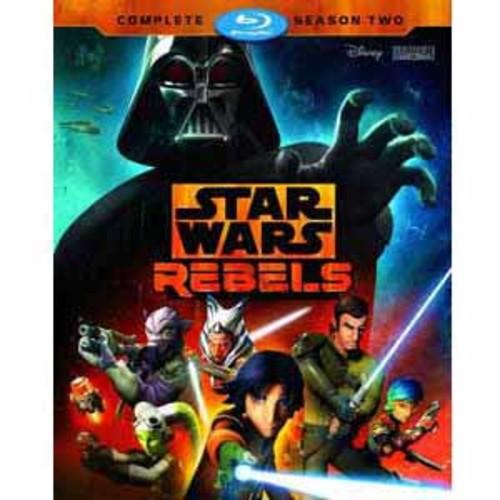 Star Wars Rebels: Complete Season Two [Blu-Ray]