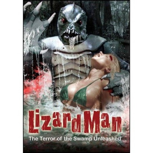 Lizard Man: The Terror Of The Swamp Unleashed [DVD]